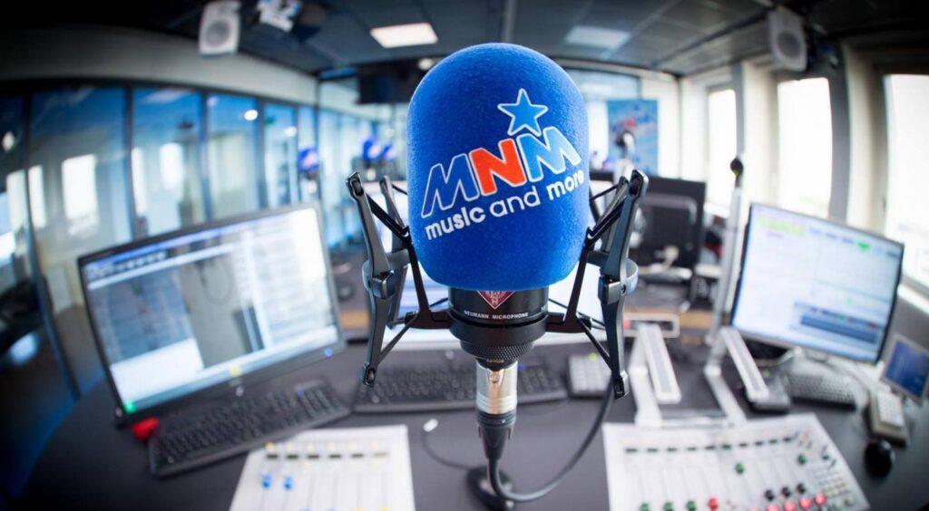 MNM eerste VRT-radio met «open office studio»