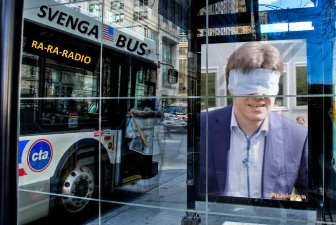 Gatz-lekken 1 - De Svenga bus is coming