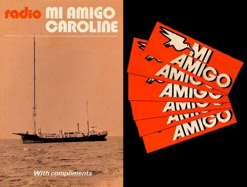 Radio Mi Amigo: exclusieve 'Koffie op zondag'