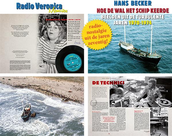 Recensie: Veronica fotoboek van Hans Becker