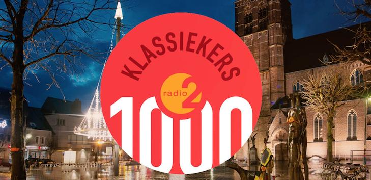 Radio 2: Beiaarden openen stemming '1000 Klassiekers'