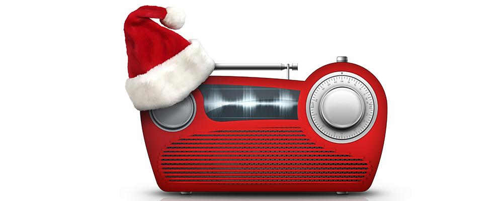 Leg eens een DAB+-radio onder de kerstboom!