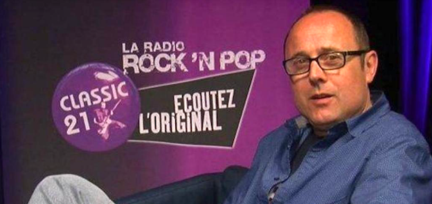 Publieke omroep zendt 'Radio Caroline' uit