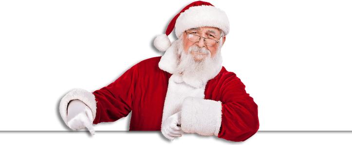Zo klonk kerstavond bij Maeva en bij Laser (audio)