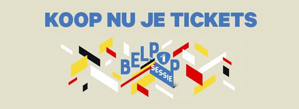 Radio 1 Belpop Sessie: extra tickets