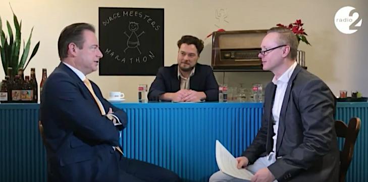 StuBru-nethoofd reageert op Bart De Wever