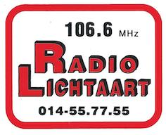 Radio Lichtaart gaat door via webstream