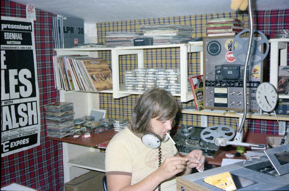 Het is vandaag 1 augustus... 1975 (audio)
