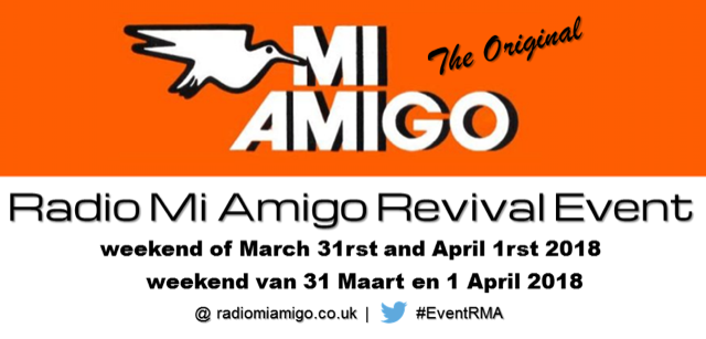 Radio Mi Amigo revival event 2018