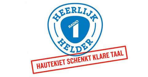 Radio 1: Heerlijk Helder 2018 (video)