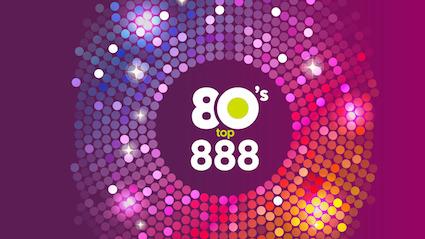 De Top 888 uit de jaren 80 van Joe