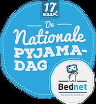 MNM en Ketnet steunen Nationale Pyjamadag
