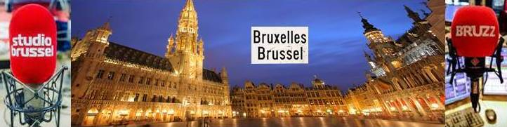 Van Studio Brussel naar de studio's van Bruzz (1)