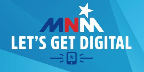 MNM: 'Let's get digital'
