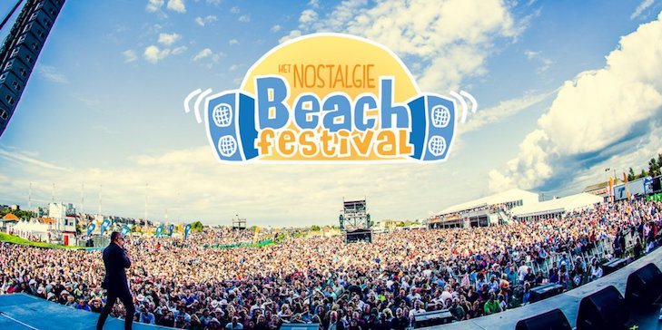 Nieuwe namen 'Nostalgie Beach Festival' (video)