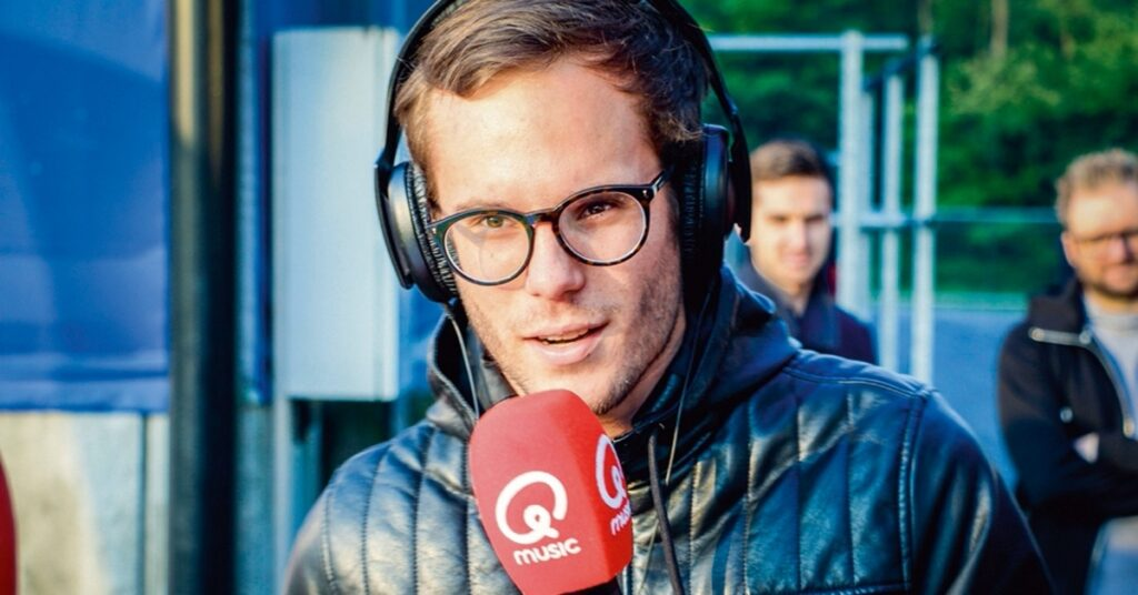 Vincent Fierens (Qmusic) slachtoffer van overval