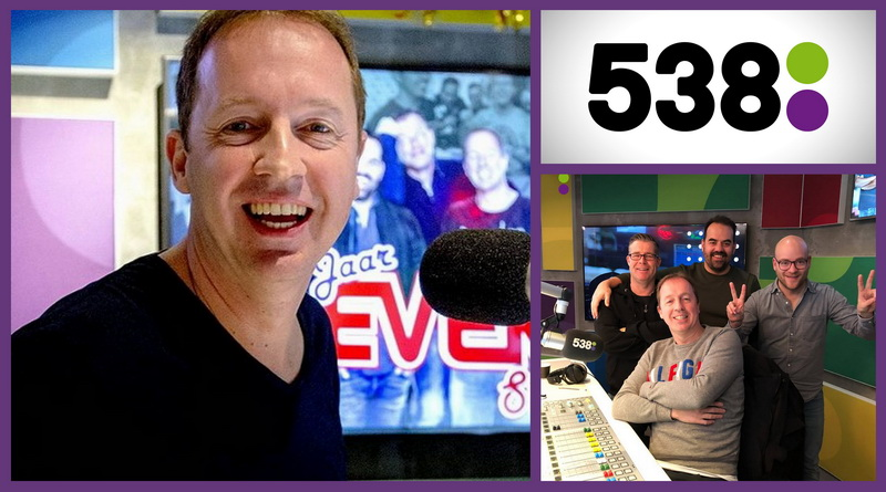 Edwin Evers naar Radio Veronica?