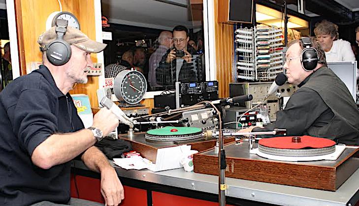 Radio Extra Gold herdenkt Ad Roberts