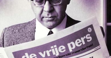 Max Lewin 'de man die Radio Veronica bedacht'