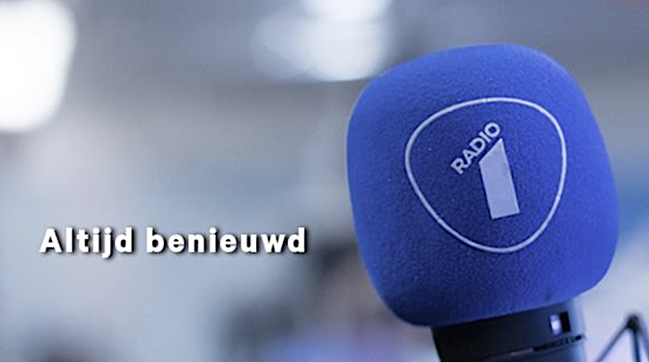 'Benieuwd' naar de Radio 1-jingles? (audio)