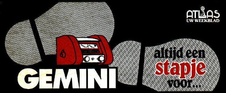 Radio Gemini terug van (nooit) weggeweest (video)
