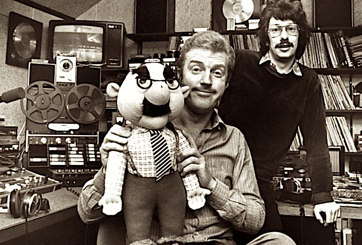 Radioblad 99: André van Duin, BBC en Mi Amigo (audio)