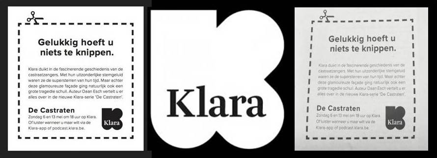 Klara op maat geknipt