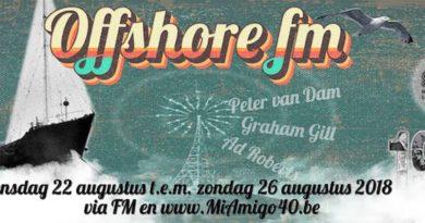 Offshore FM kan rekenen op Richard Bond