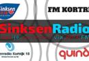 Sinksenradio 2018 live vanuit Kortrijk