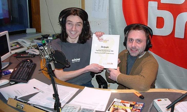 2005: Retro-interview met Wim Oosterlinck (audio)
