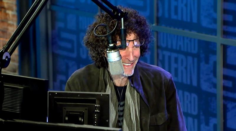 VS: Howard Stern dicht bij duurste radiocontract ooit