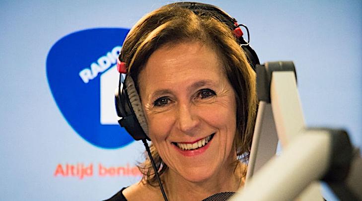 Radio 1: Annemie Peeters bouwt bruggen