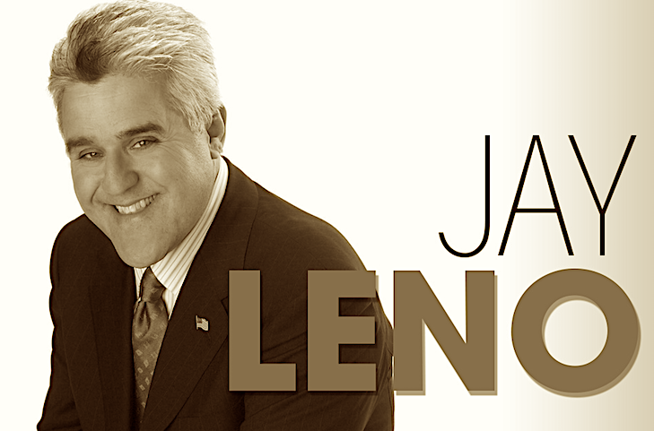 2010: Jay Leno verbaasd over Qmusic