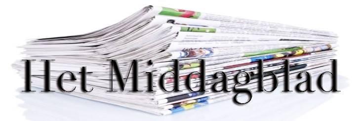 Het Middagblad van 9 maart (video)