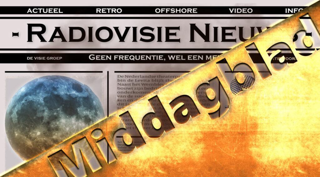 Het Middagblad van 22 juni (audio & video)