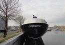 2008: Vertrekt Norderney uit Antwerpen? (video)