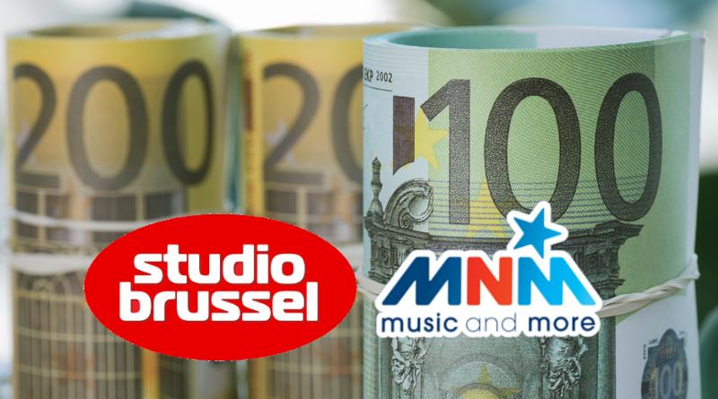 Radioreclame op VRT: Kassa kassa dankzij StuBru en MNM