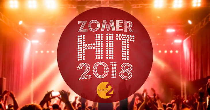 Startschot voor 'Radio 2 Zomerhit 2018' (video)