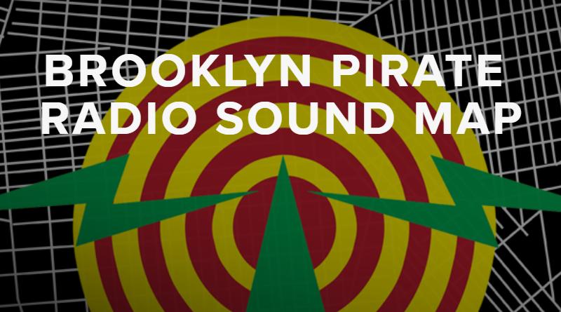 Bloeiende FM-piratenscene in Brooklyn in (audio)kaart gebracht