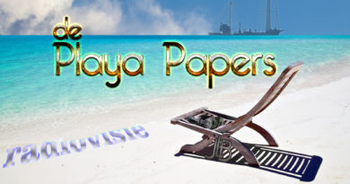 De Playa Papers – 3 (audio)