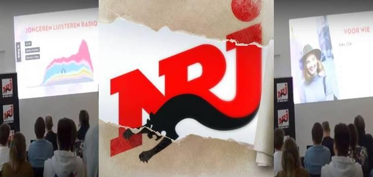 NRJ: nu ook met 'beeld' (video)