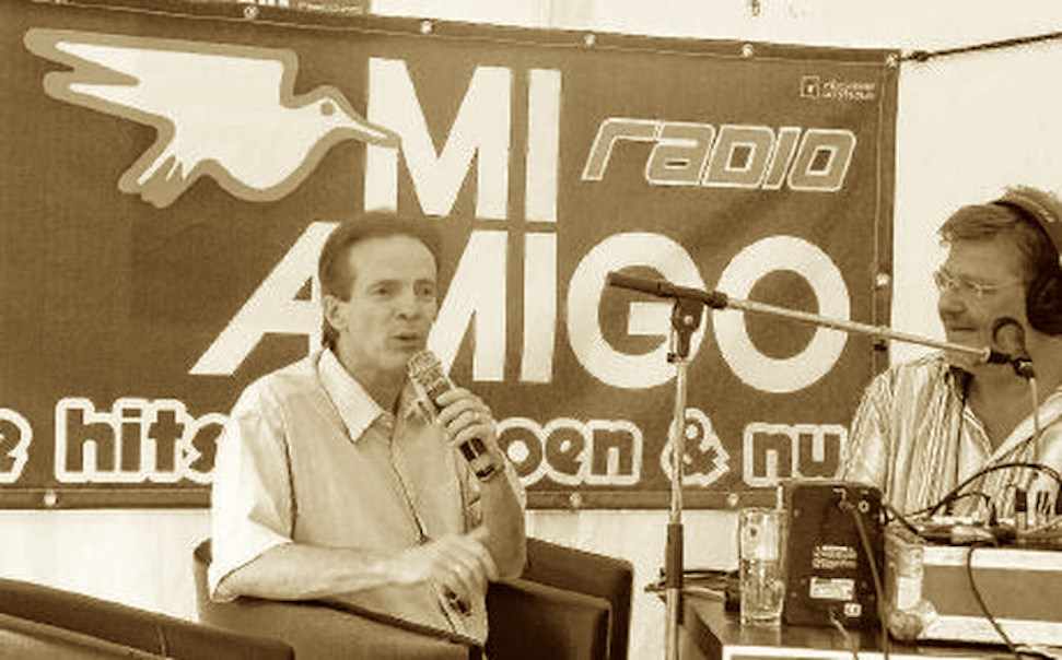 Mi Amigo: Tweemaal laatste Paul Severs show (audio)