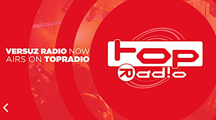TOPradio live vanuit discotheek versuz