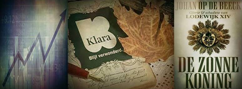 Och Klara. Verwondert u!