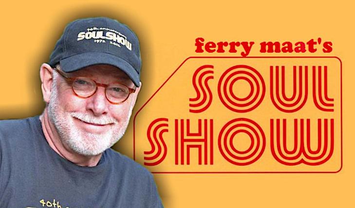 Ferry Maat: Vijf jaar Soulshow Radio (audio)