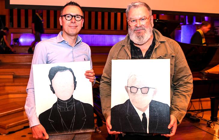 Hajo Beeckman wint Grote Prijs Jan Wauters (video)