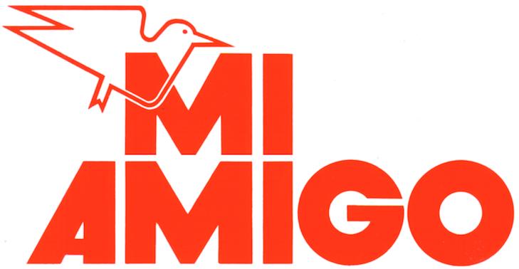 Radio Mi Amigo Top 50 digitaal 'opgepoetst'