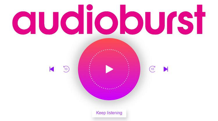AudioBurst, de eerste zoekmachine voor gesproken audio