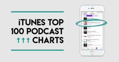 0nbekende podcast op 1 in de iTunes Top 100