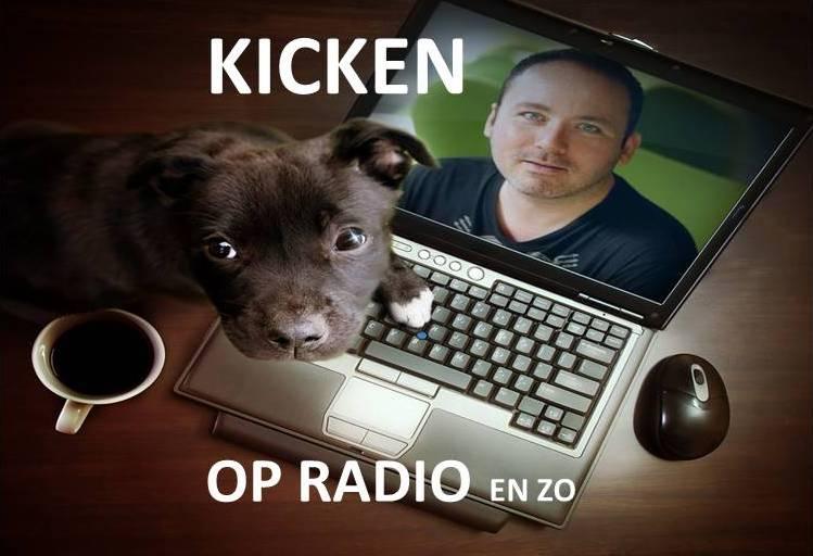 Kicken op radio en zo - 93